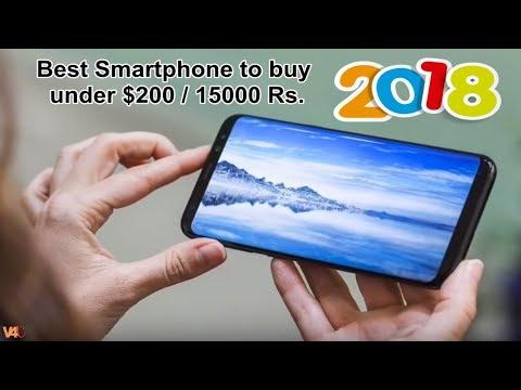 Best Smartphone Picks to Buy Under 15000 / $200 in 2018! Vids 4u