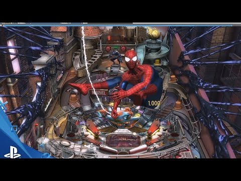 Marvel Pinball Epic Collection: Volume 1 Trailer | PS4