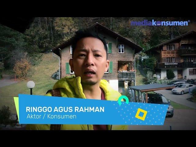 Ringgo Agus Rahman tentang MediaKonsumen.com