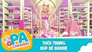Trò chơi thời trang búp bê Barbie - game công chúa Barbie trình diễn thời trang