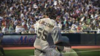 First teaser trailer for Major League Baseball 2K9