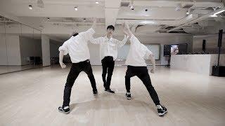 [STATION] TEN 텐 'New Heroes' Dance Practice Video