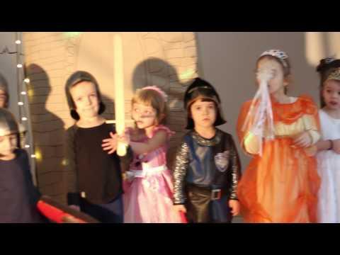 Bal Karnawałowy - Księżniczki i Rycerze
