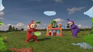 Teletubbies Dance to Spice Girls