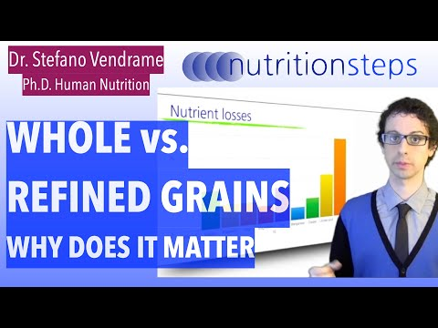 Whole vs. Refined Grains: Why Does It Matter
