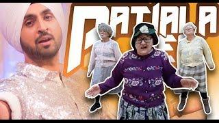 UK's Bhangra 'Dancing Grannies' rocks to Diljit Dosanjh's Patiala Peg Song