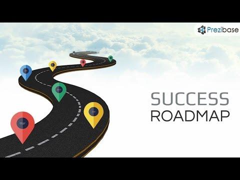 success roadmap prezi template youtube