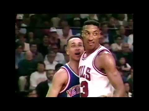 1993-nba-playoffs-game-3-bulls-vs-knicks-highlights-(92-93-season)