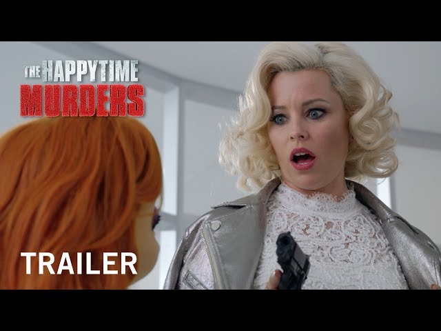 """The Happytime Murders 