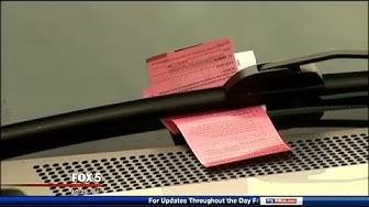 FOX 5 Investigates: DC parking ticket fight