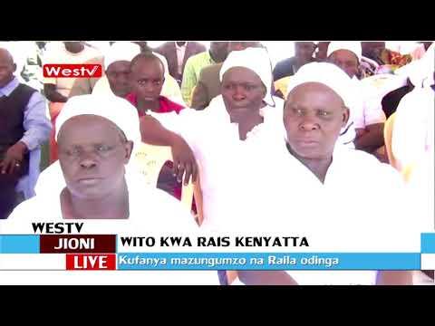 Rais Uhuru na kinara wa Nasa wahimizwa kuwa na mazungumzo