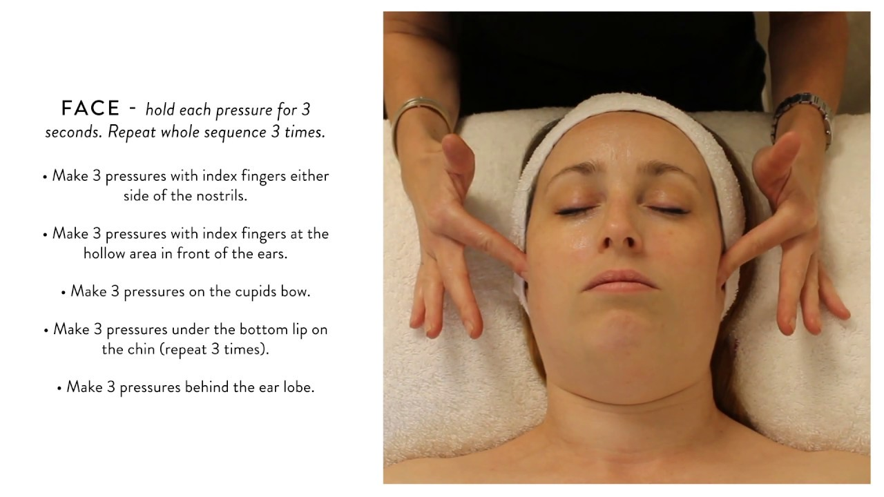 In The Salon with Gatineau - Absolute Pressure Point Face ...