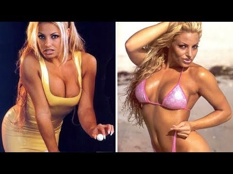 WWE Trish Stratus Hot Compilation  - 1 thumbnail