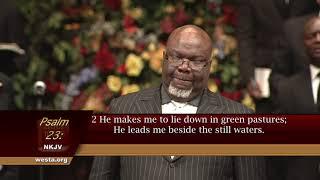 Bishop T.D. Jakes - Let It Go