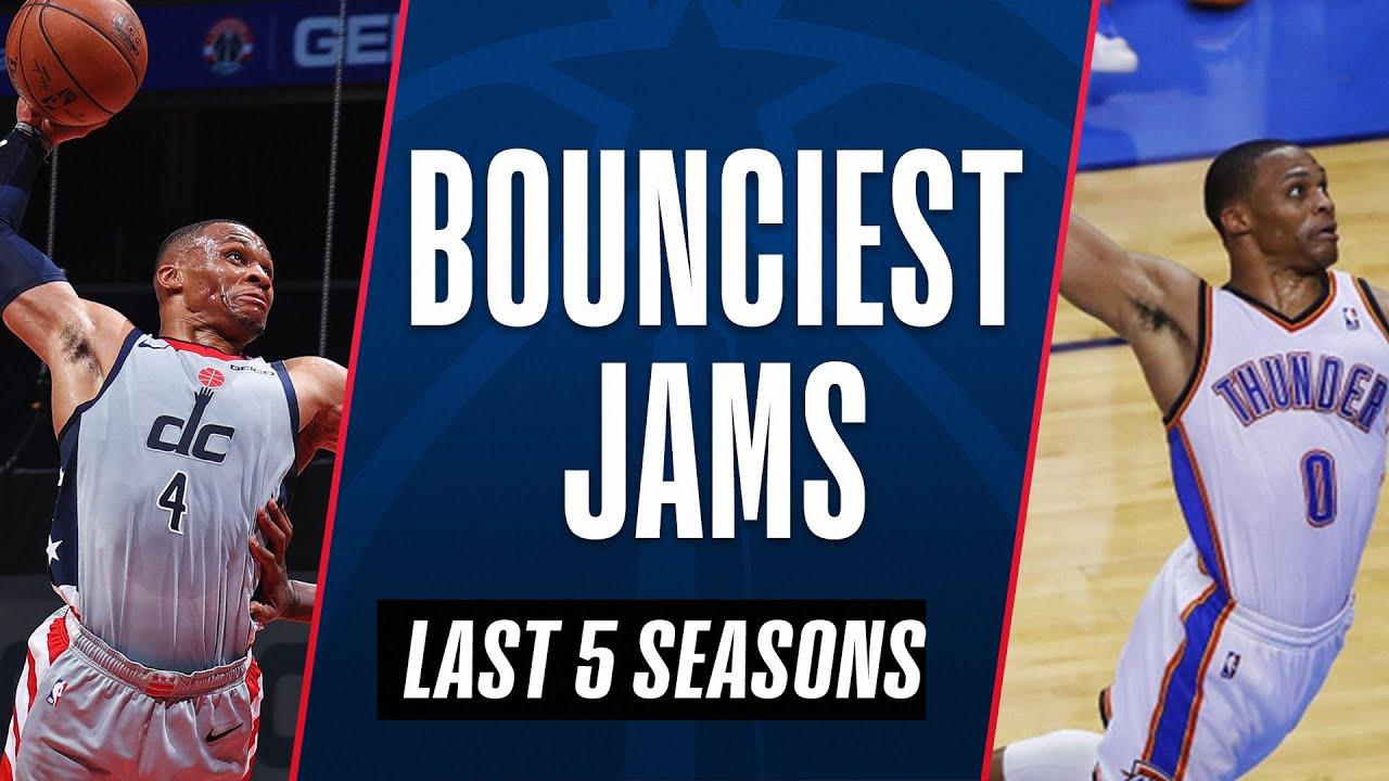 Russell Westbrook's BEST Career DUNKS! 💥 | Last 5 Seasons