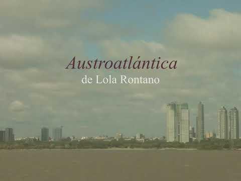 Booktrailer de Austroatlántica (La Argentina que Dios quiere)