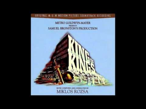 King Of Kings Original MGM Soundtrack-11 Revolt,Barabbas' Escape