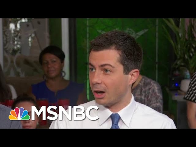 Mayor Pete Buttigieg: Dems Cant Promise Well Go Back To Normal   Morning Joe   MSNBC