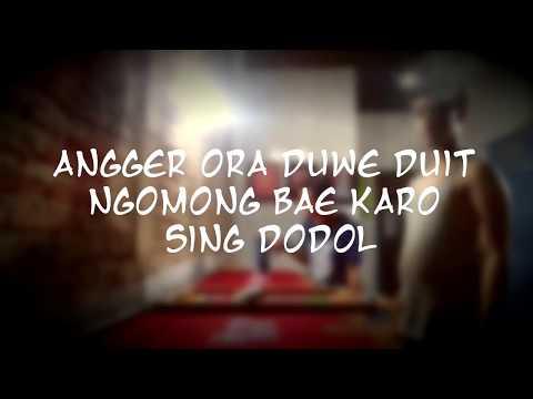 T.H.C FAMILIA - Ndopok ( Video Lirik Bahasa Jawa Tegalan )