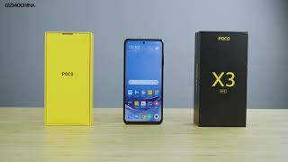 POCO X3 NFC unboxing & first impression: All-round Player among Budget Phones [quick review]