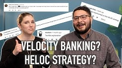 "Breaking Down the ""HELOC Strategy"" and ""Velocity Banking"" (RE: Paying Your Mortgage off in 7 years)"