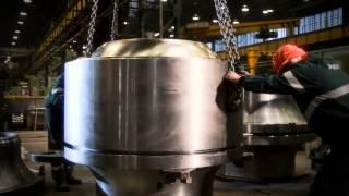 Чешский завод MSA. Производство трубопроводной арматуры(Чешское предприятие группы компаний, MSA, является одним из старейших производителей трубопроводной армату..., 2013-12-17T09:03:16.000Z)