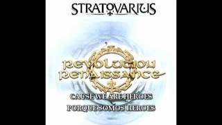 Watch Stratovarius Heroes video