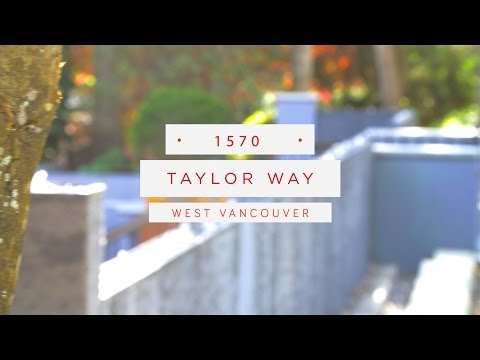 1570 Taylor Way, West Vancouver | David Chen - 360hometours.ca