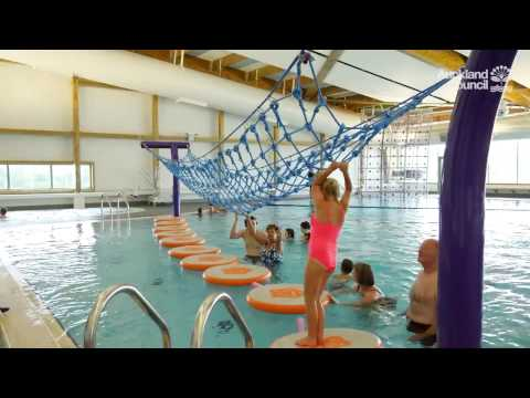Take A Tour Of The New Albany Stadium Pool | Auckland Council