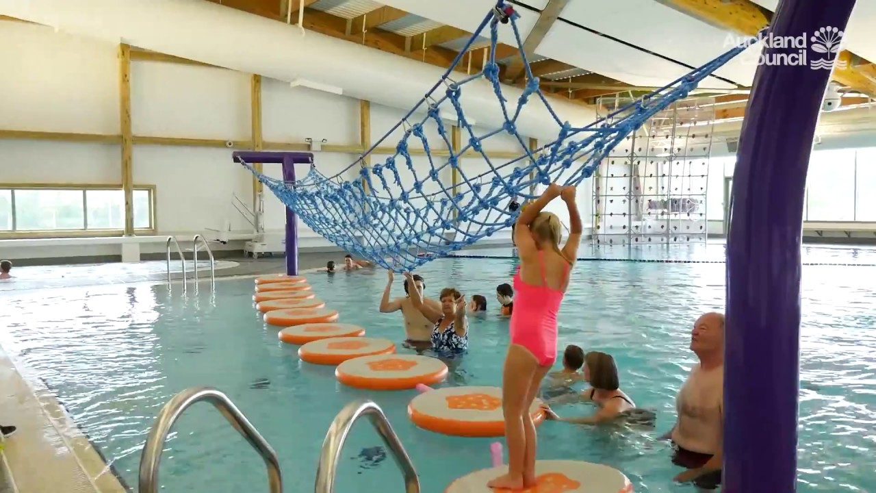 Take A Tour Of The New Albany Stadium Pool Auckland Council Youtube