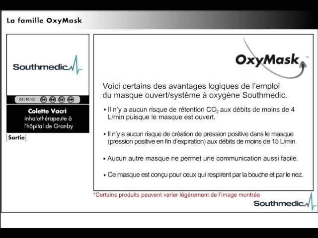 Oxymask (Français)