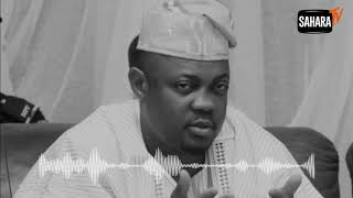 Olatoye 'Sugar', Slain Oyo Federal Lawmaker, 'Was A Serial Killer' While Alive