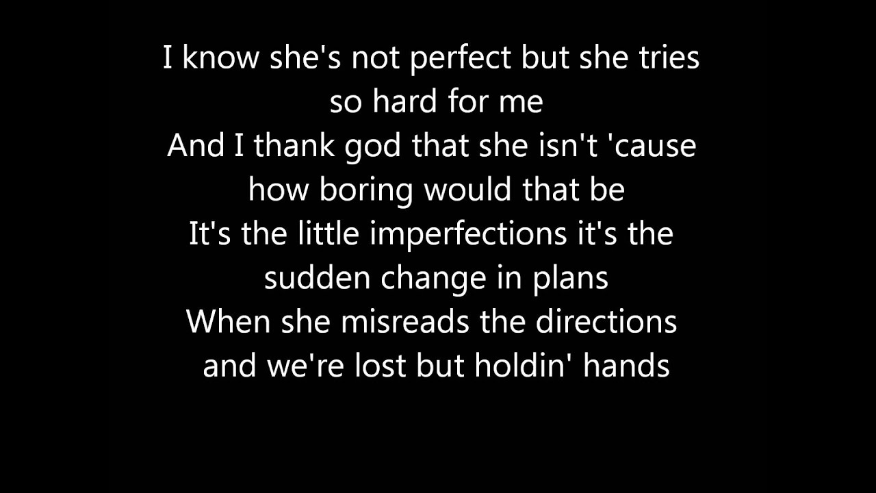 Brad Paisley- Little Moments (Lyrics)