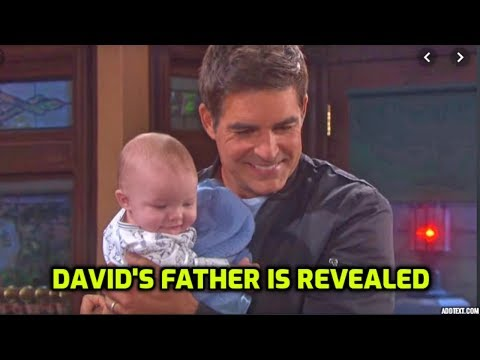 Days Of Our Lives Spoilers: Drops Baby Bomb - David's Father Is Revealed