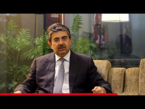 Uday Kotak, CEO of Kotak Mahindra Bank Shares His Views on Demonetisation