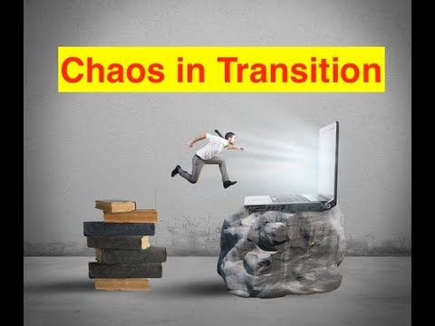 Bitcoin, Ether and The Chaos of Transition (Bix Weir)