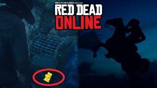 БЕСПЛАТНЫЙ КРАСНЫЙ АРАБСКИЙ КОНЬ в Red Dead Online ➤RED DEAD REDEMPTION 2 ONLINE #1