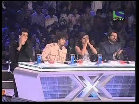X Factor India - X Factor India Season-1 Episode 14 - Full Episode - 1st July 2011