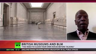 British museums accused of hypocrisy over BLM support