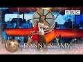 Danny John-Jules & Amy Dowden Jive to 'Flip, Flop and Fly' by Ellis Hall