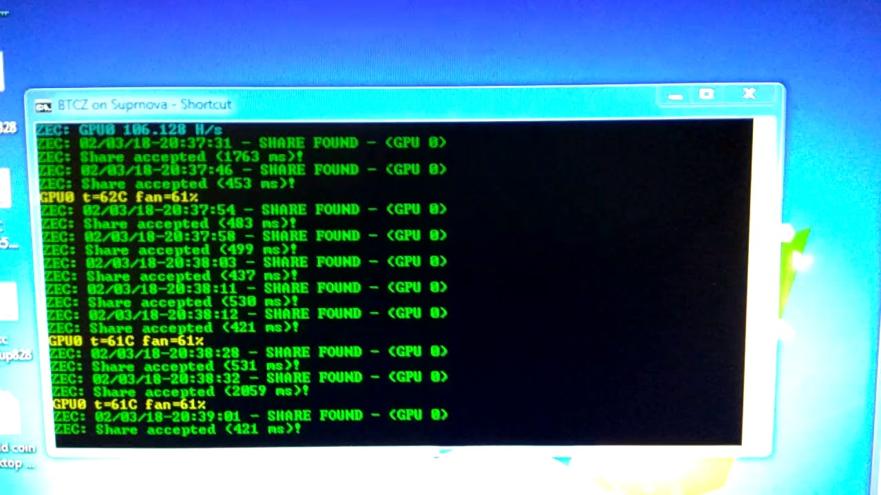 Best Zcash Windows Miner Msi R7 260x Better To Mine With