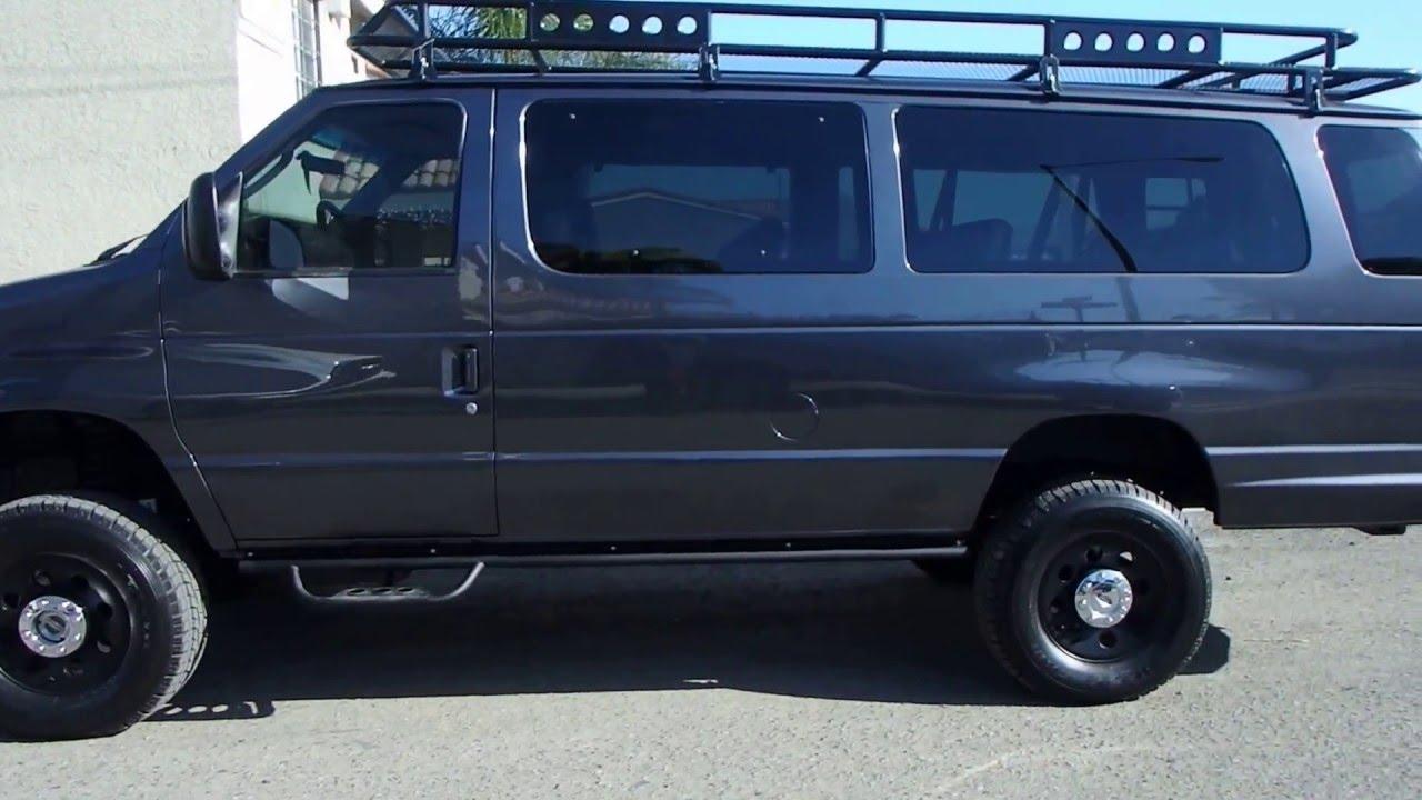 2003 ford e350 diesel 7 3 van 4x4