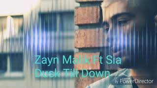 Download Mp3 Lyric Zayn Malik Ft Sia Dusk Till Dawn Hq