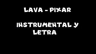 LAVA - PIXAR | Instrumental y letra en español