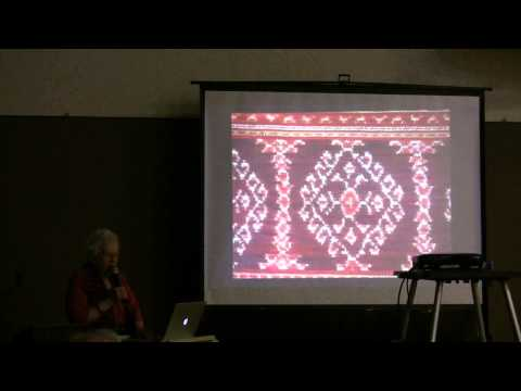 Indonesian Textiles -- Dr. Carol Link