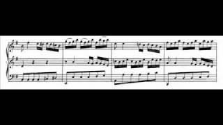 J.S. Bach - BWV 528 (1) - Sonata IV - Adagio & Vivace e-moll / E minor