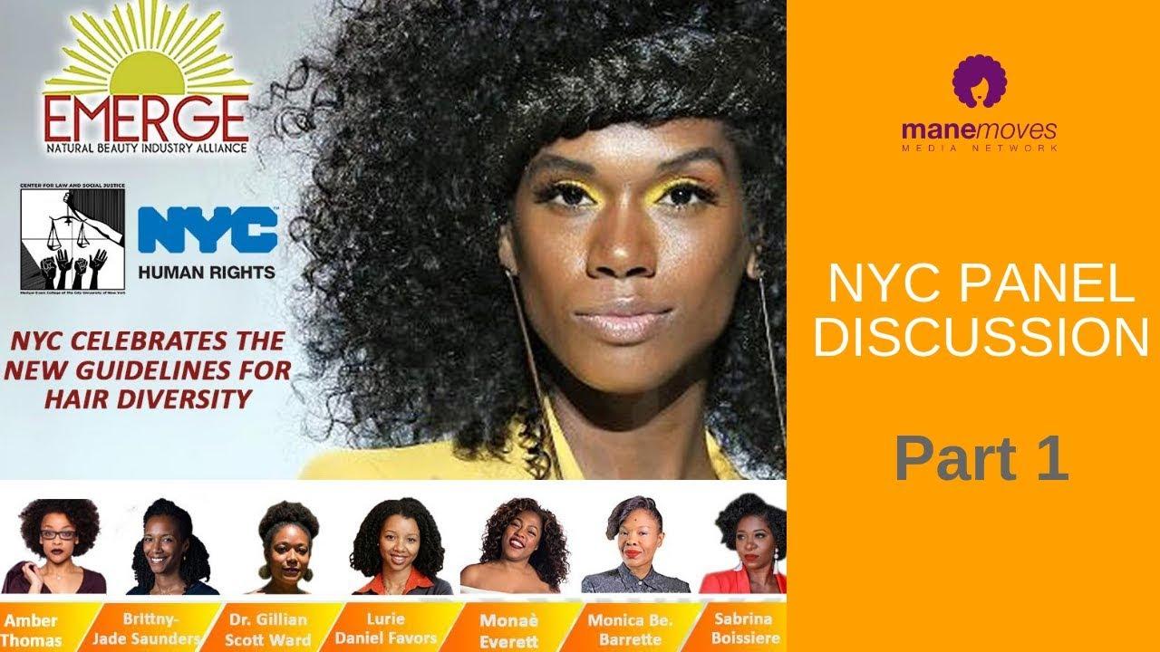 NYC Bans Natural Hair Discrimination - Part 1