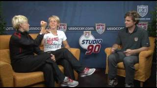 Best of Studio 90 at the 2011 FIFA Women