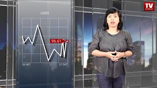 InstaForex tv news: Awal perdagangan Amerika Utara pada 29.10.2018: USD, EUR