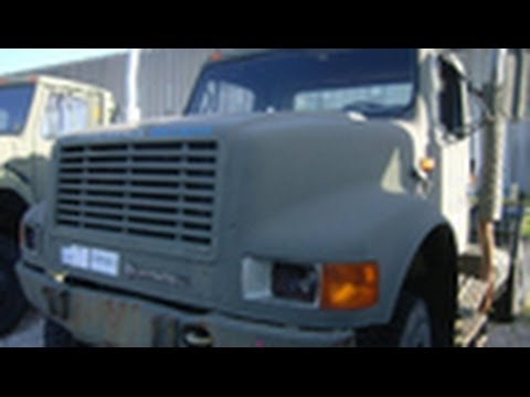 1991 Navistar International 4900 Tractor Truck on GovLiquidation.com